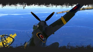 "War Thunder - ""The Tiffy"" Typhoon Mk 1b/L"