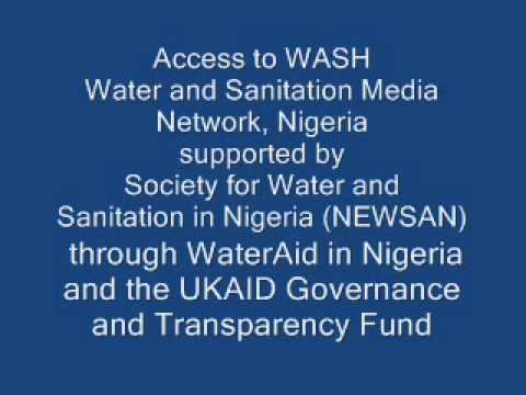 Lagos state, (Nigeria) Water Supply and Sanitation Policy