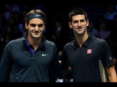 Roger Federer and Novak Djokovic one step away from US Open final showdown