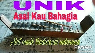 Download Lagu Asal Kau Bahagia - Armada (Cover with alat musik tradisional) Gratis STAFABAND