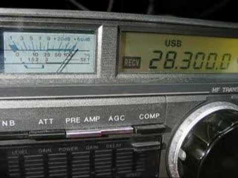 UT5JCW Sergej Calling CQ on 2m Band