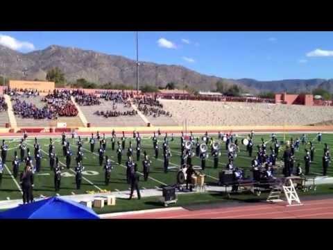 Rio Rancho High School band, Pageant 2013