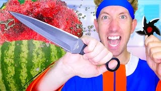 5 Naruto Weapons in REAL LIFE