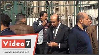 هانى سرور يتقدم رسميًا بأوراق ترشحه لخوض الانتخابات البرلمانية المقبلة