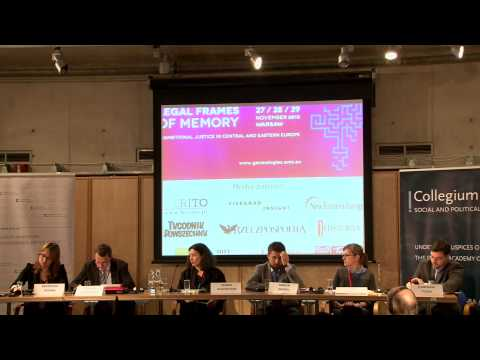Marcin Romanowski: Law and Politics Regarding Property in Germany [Polish]