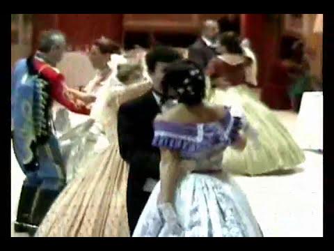 Primer baile de gala de la Sociedad Victoriana Augusta