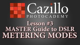 Master Guide to DSLR Metering Modes - PHOTOCADEMY Lesson #3