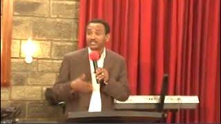 Dr Mamusha Fenta Preaching - Who is Jesus