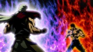 Kenshiro vs. Seiji
