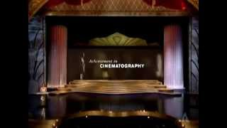 The Lord of the Rings: The Fellowship of the Ring Wins Cinematography: 2002 Oscars