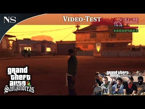 The NAYSHOW - Vidéo-Test de Grand Theft Auto : San Andreas (PS2)