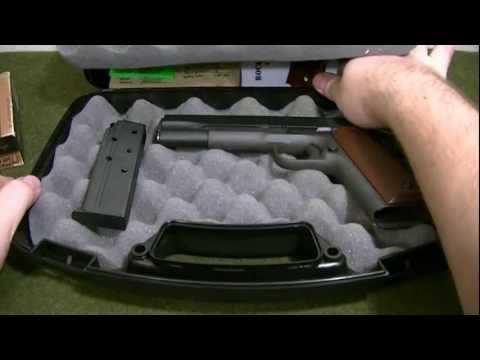 Rock Island Armory GI 1911 38 Super Review