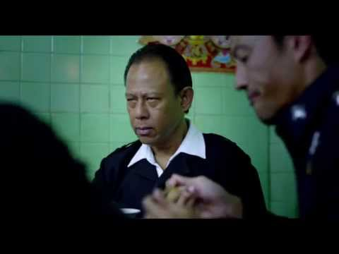 Attentat dans un restaurant, Extrait de Only God Forgives