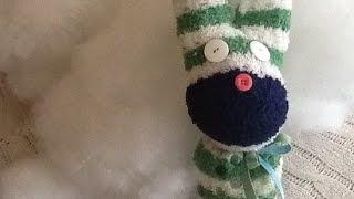 Make a Fuzzy Sock Bunny - DIY Crafts - Guidecentral