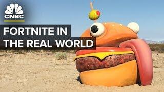 Fortnite Season 5 In Real Life | CNBC