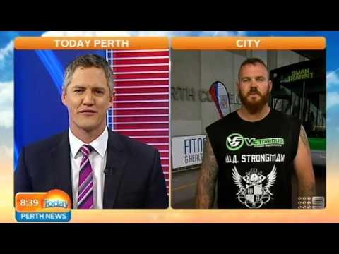 Mega Muscles   Today Perth News