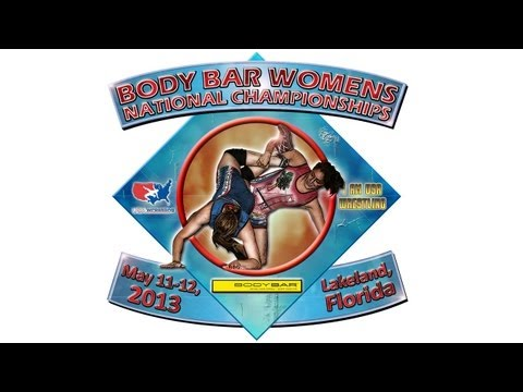 2013 Body Bar Women's National Championships (Day #2) - Camera #2