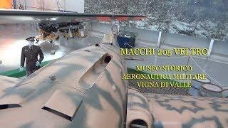 Macchi M.C. 205 Veltro - Museo Storico Aeronautica Militare