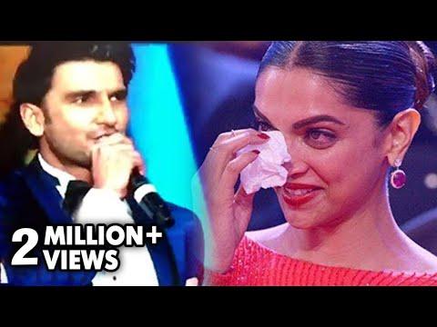 Ranveer Singh's Emotional Speech 'Missing Deepika' | TOIFA 2016