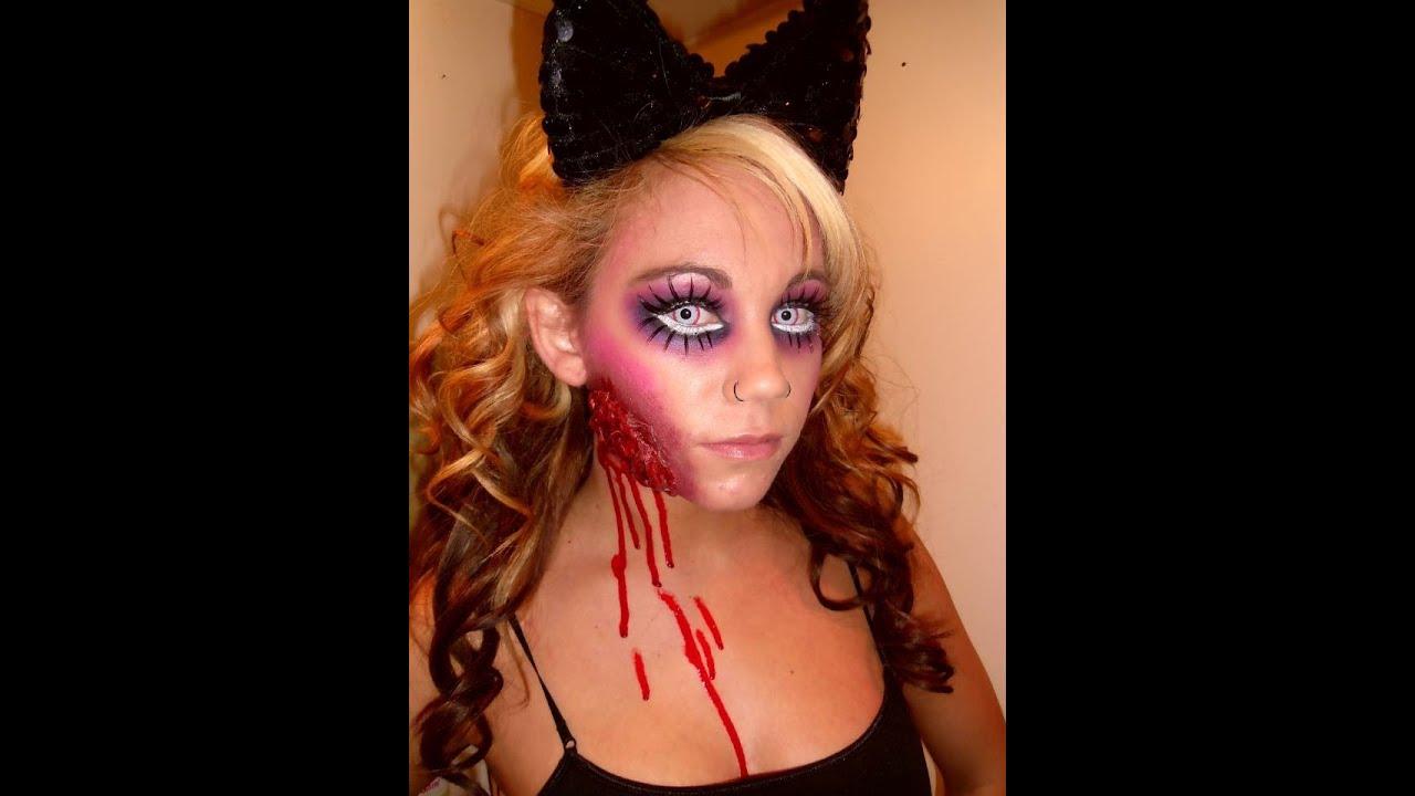 Dead Doll Halloween Costume Ideas Dead Doll Costume
