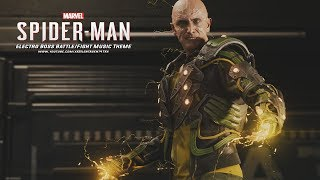 Marvel's Spider-Man (PS4) - Electro Boss Battle/Fight Music Theme