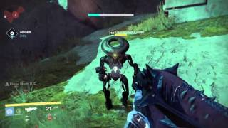 "Destiny ""Blood in Garden""Solo PS4 Gameplay"