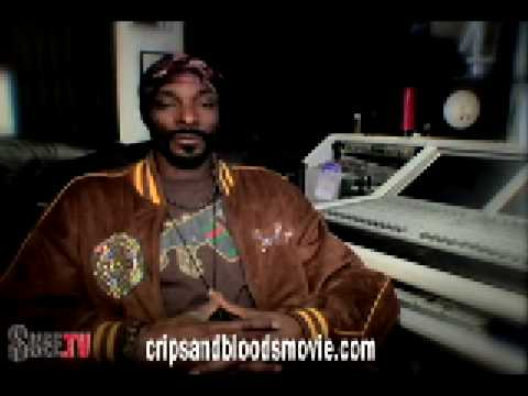 Snoop Dogg talks about Gangs, Crips, Bloods and Resolution!