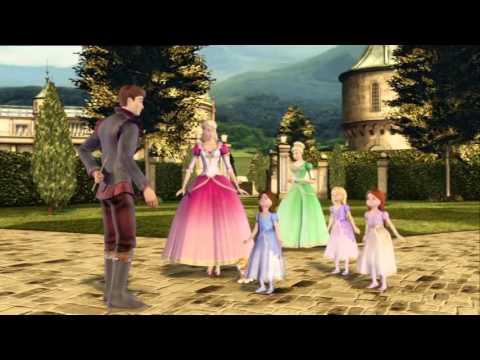 Барби  и 12 Танцующих принцесс