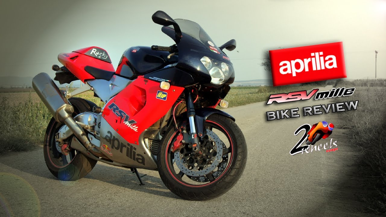 Aprilia Rsv Mille  U0026 39 00 Bike Review 2wheelseurope Hd