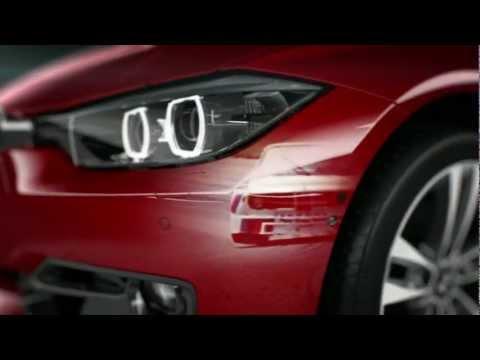 BMW 3 Series latest car advertisement