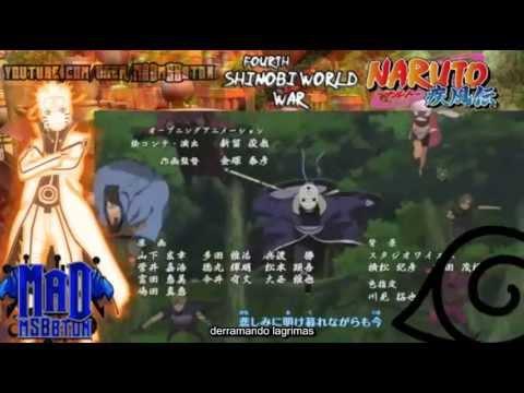 Naruto Shippuden Opening 12 Sub Español video