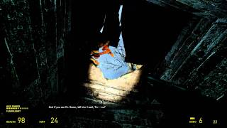 The Most Touching Moment in Half-Life 2