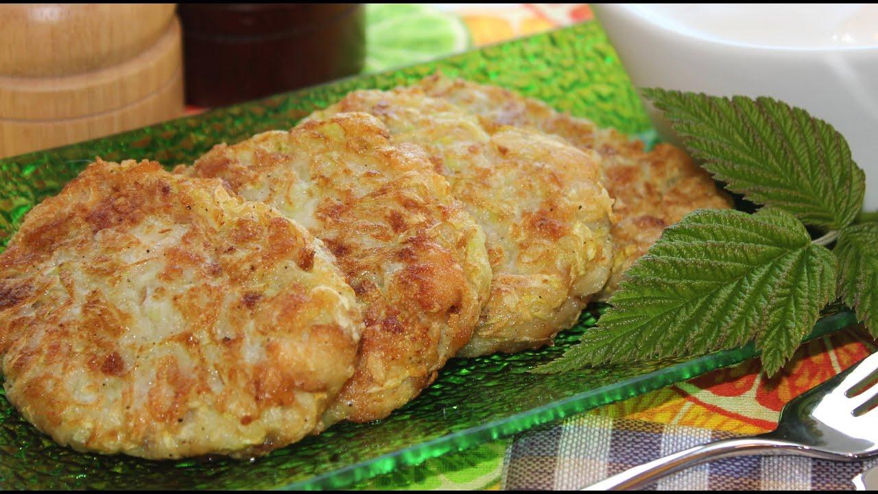 Вторые блюда из кабачков рецепты быстро и вкусно