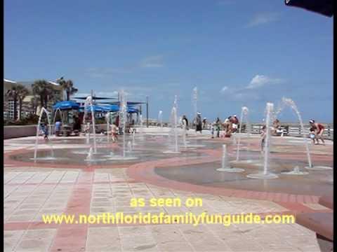 Sunsplash Park Daytona Beach Florida