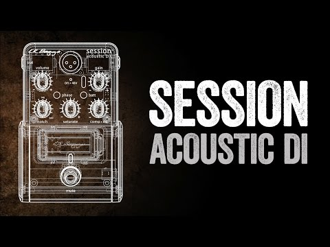 Introducing the LR Baggs Session Acoustic DI
