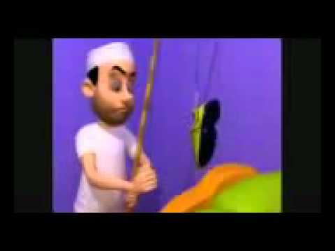 no Smoking Islamic Cartoon- Funny... video