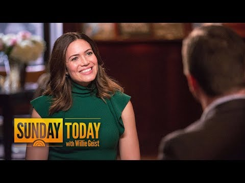 Mandy Moore Almost Walked Away From Acting Until 'This Is Us' Came Along | Sunday TODAY