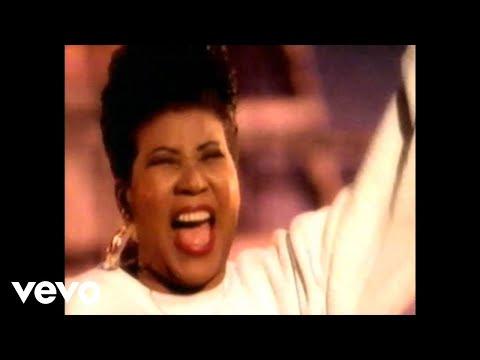 Преглед на клипа: Aretha Franklin - A deeper love