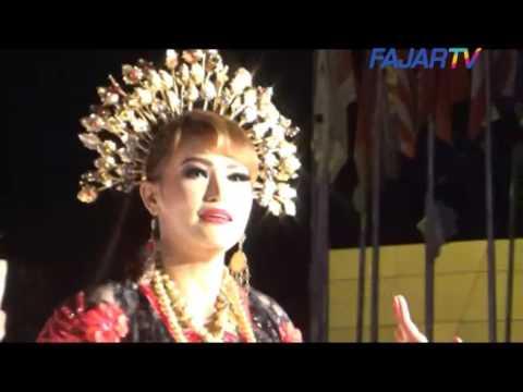 (FAJAR TV) Makassar F8,  Artis Lokal Persembahkan Lagu Empat Etnis