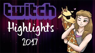 Twitch Highlights 2017 | TillyExalted