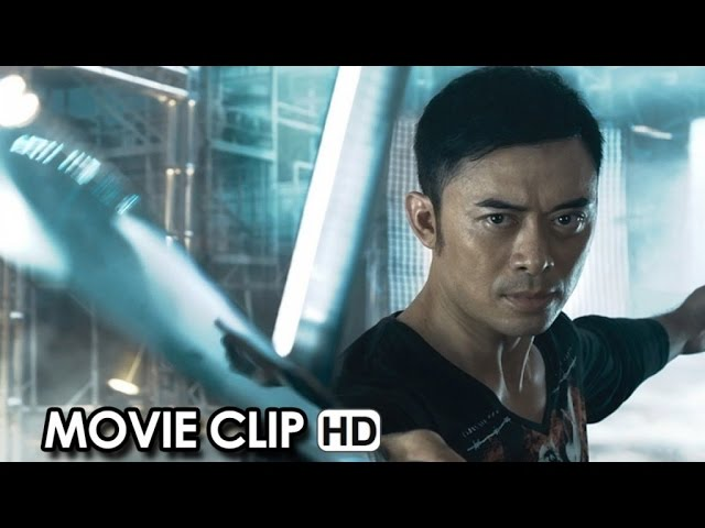 Kung Fu Killer Movie CLIP 'Jurassic Fight' (2015) - Donnie Yen HD
