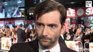 David Tennant Interview - Nativity 2 & Doctor Who 50th Anniversary