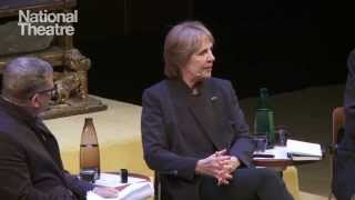 David Hare and Penelope Wilton in conversation - National Theatre at 50