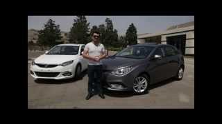 Changan EADO XT vs MG5