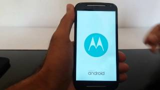 Hard Reset no moto g2 android 6.0 marshmallow.