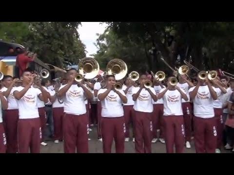 Coruña Marching Band (Desfile Izalco 2010)