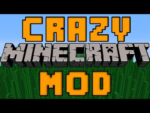 Minecraft Mods - CRAZY MINECRAFT MOD! EXPLODING FLOWERS! [1.4.6]