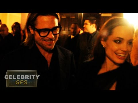Brad Pitt and Angelina Jolie are married - Hollywood.TV