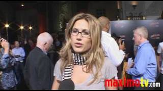 Vail Bloom - Interview at ZOMBIELAND Premiere