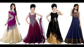 NEW FANCY DRESSES FOR LITTLE GIRLS,PUNJABI DRESSES FOR GIRLS, BUY ONLINE DRESSES FOR CHILDREN